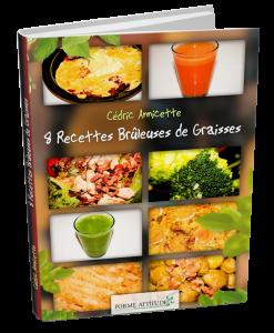 8 recettes bruleuses de graisses
