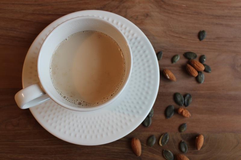 """Votre thé au lait  """"chaï"""" paléo !"""
