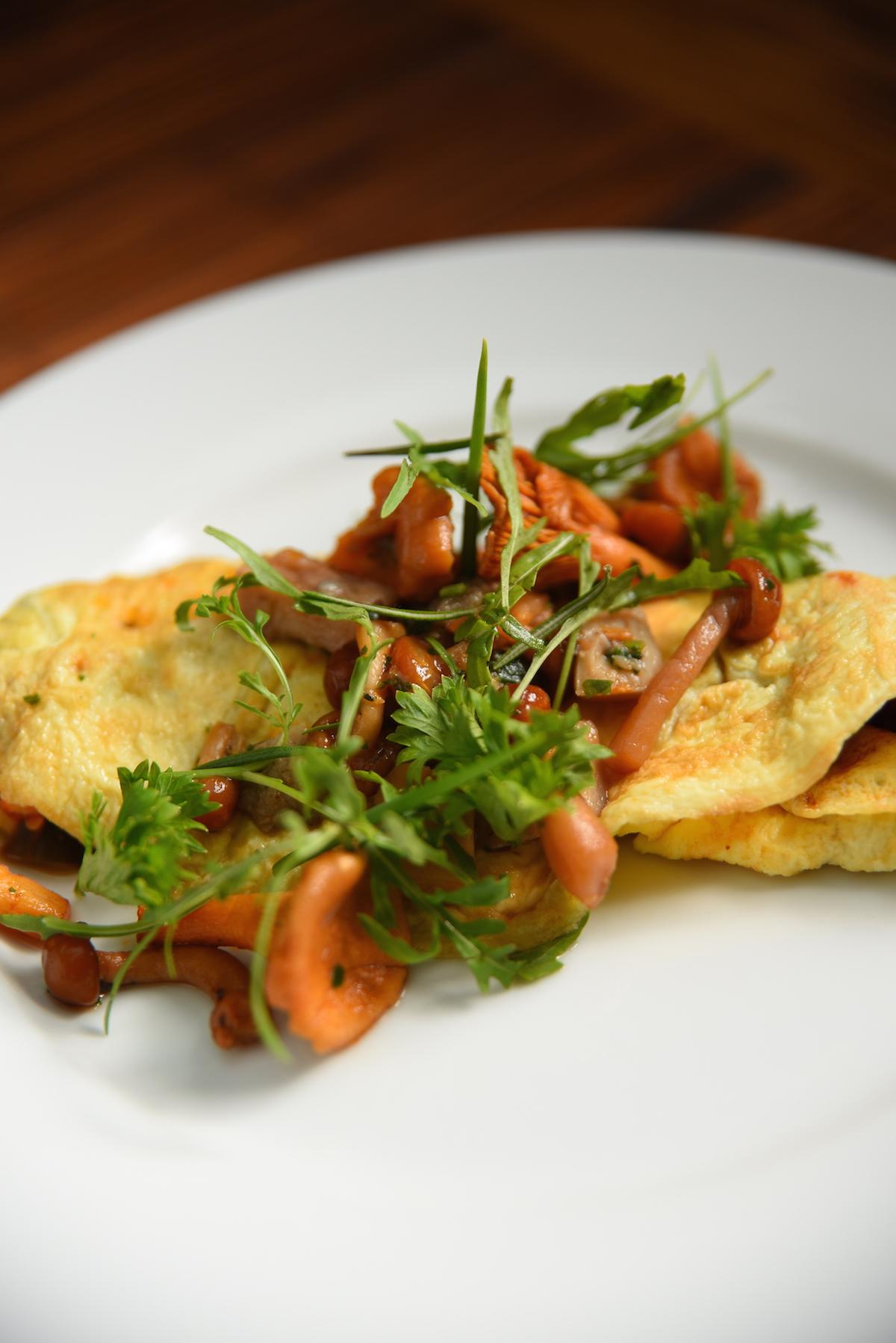 Omelette paleo